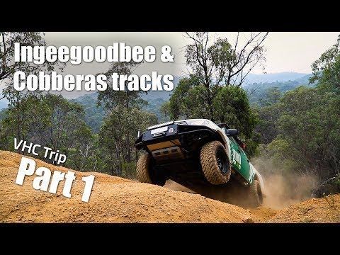 Vic High Country 4x4 - Ingeegoodbee and Cobberas Track
