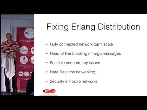 Fixing Erlang's Distribution Protocol - Peer Stritzinger - EUC17