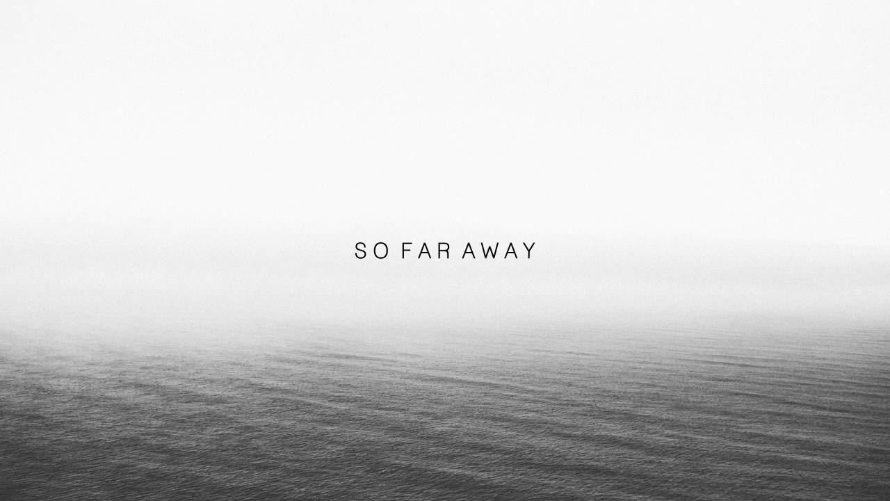 Your so far away lyrics