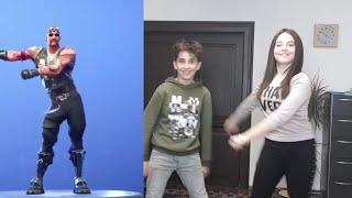 Gambar cover رقصت فورت نايت ماتوقعت تكون هيك ردة فعل امي !!