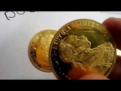 4 Ducat Austrian Gold Coins