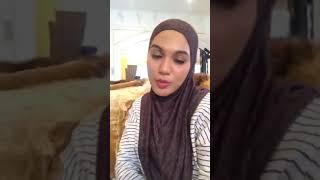 Isteri Alif Syukri Nyanyi Lagu Semalam Bobo Dimana Bobo Sama Siapa Ngapain Aja