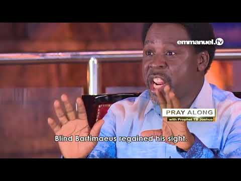 A PRAYER TO RESTORE YOUR RELATIONSHIPS   Pray with Prophet TB Joshua