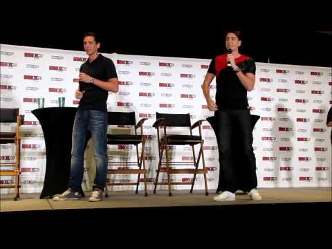 James & Oliver Phelps - Fan Expo 2015