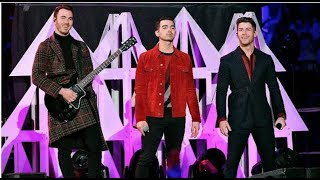 Jonas Brothers Live Performance at #Z100JingleBall #iHeartJingleBall 2019