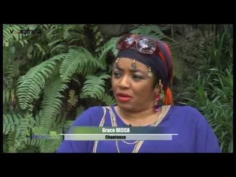 Grace Decca se raconte sur Voxafrica_Cameroun
