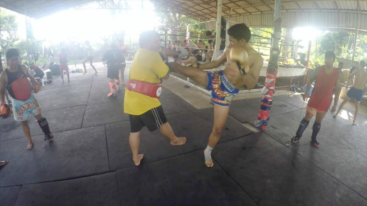 Charn Chai Muay Thai Camp