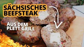 Bifteki / Beefsteak / Frikadelle