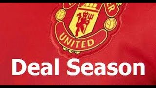 Urgent : Deal Season #manchester united transfer