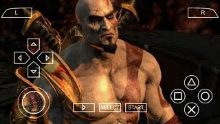 Android Game | 350MB How to download install God Of War 2 On