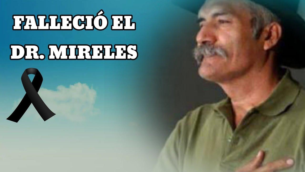 Fallece el Dr. Mireles en Michoacán