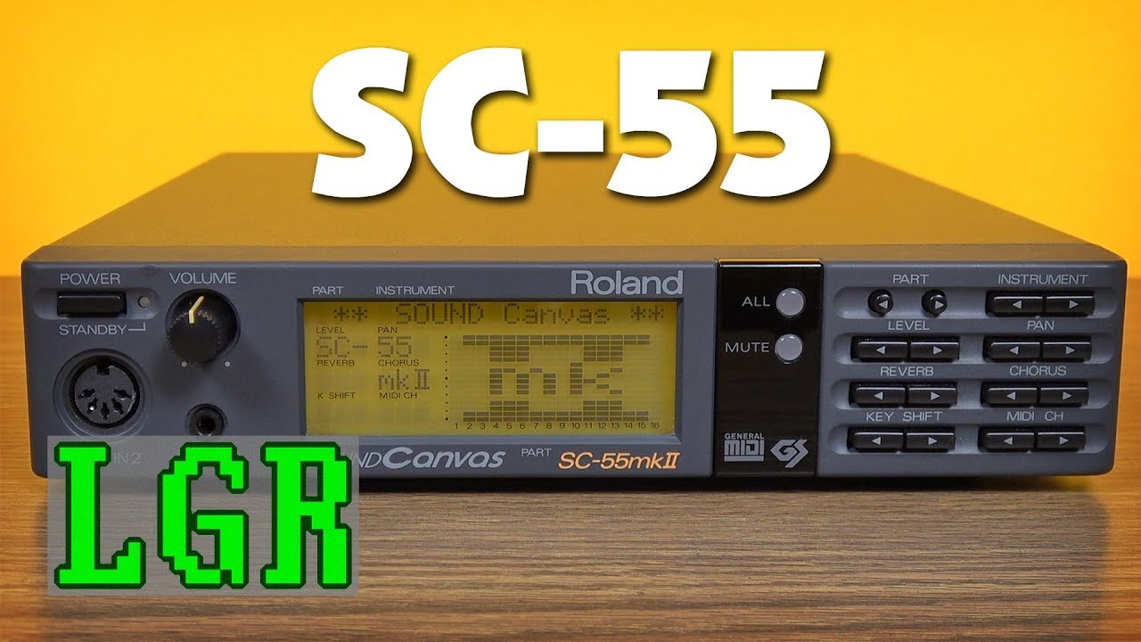 LGR - Roland Sound Canvas: '90s MIDI Greatness