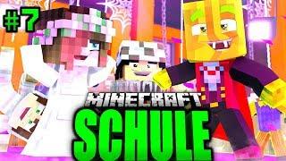 Die HALLOWEEN PARTY BEGINNT?! - Minecraft SCHULE #07 [Deutsch/HD]