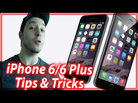 Cool iPhone 6 & 6 Plus Tips & Tricks You Will Use - How To Use The iPhone