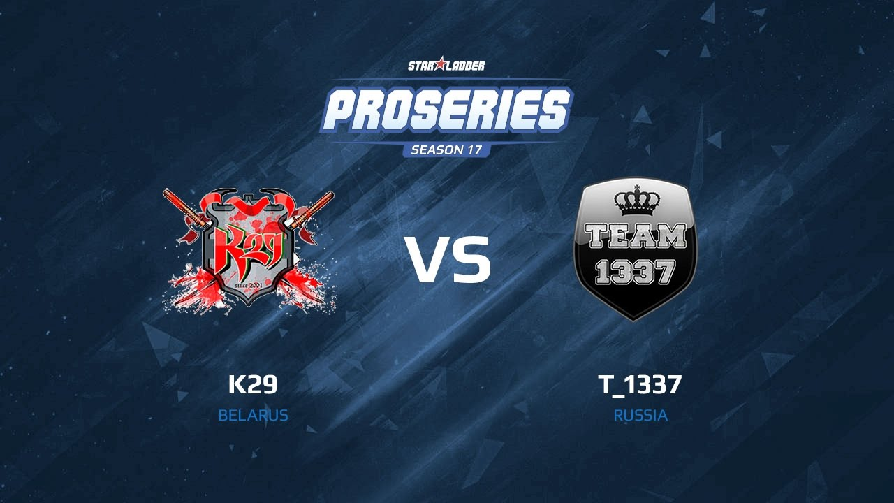 k29 vs T_1337, map 1 inferno, SLTV Pro Series Season 17