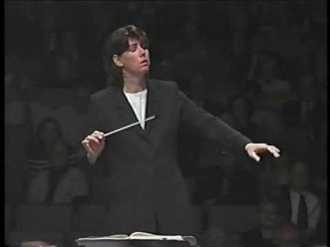 Dvorak New World, Mvt. 1, Karen Lynne Deal - Conductor