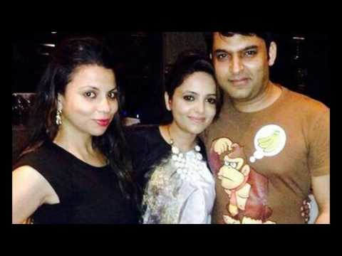Kapil Sharma real wife