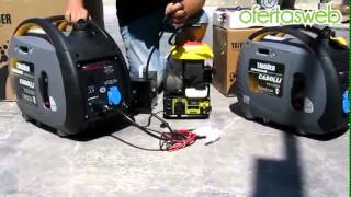Generadores inverter | Generador inverter