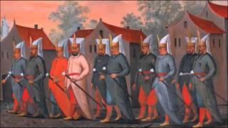 مقطع موسيقى للجيش العثماني في القرن 18-19