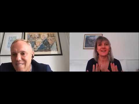Rob Rinder talks to Helen Dewdney about his complaining habits