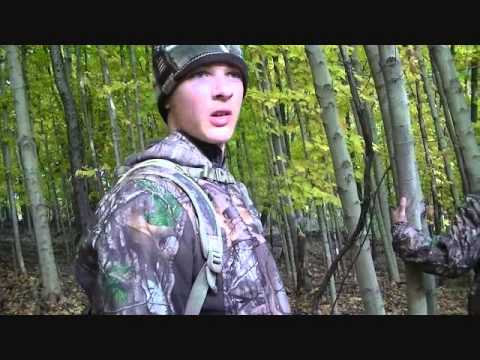 Drill Em' Outdoors- Mike's PA Archery Buck 2014-2015