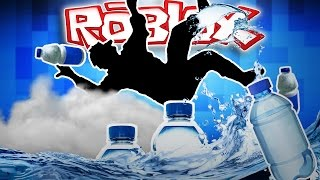 ROBLOX/ WATER BOTTLE FLIP OBBY!! ✔