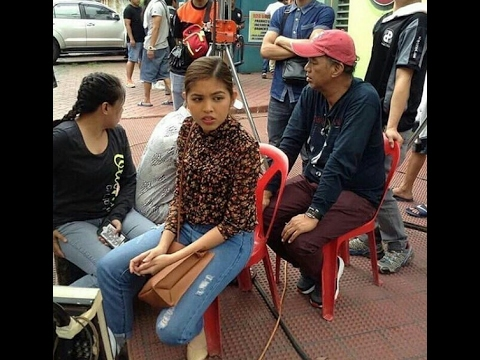 Eat Bulaga February 18 2017 SPOTTED: Maine at the location for #DestinedToBeYours taping BTS