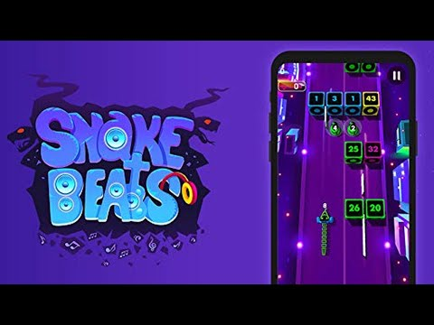 Snake VS Block Game | Snake Beats - IOS/Android Gameplay Video