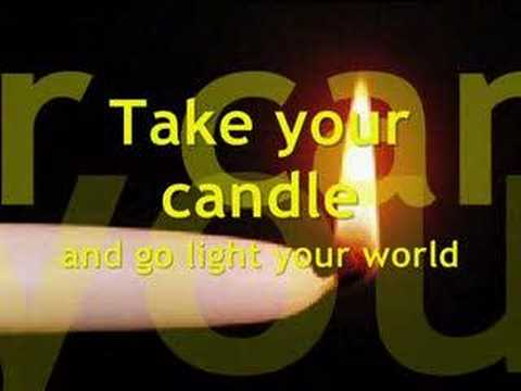 Go Light Your World Kathy Troccoli Youtube
