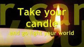 Kathy Troccoli - Go Light Your World - lyrics Video