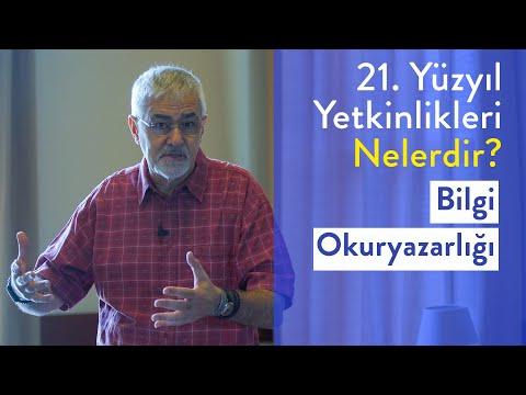 Prof. Dr. Erhan Erkut / 21. Yüzyıl Yetkinlikleri -  Bilgi Okuryazarlığı