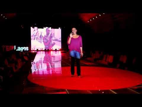 Nnenna Onyewuchi at TEDxLagos