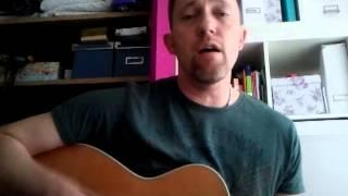 """Phil Barnes sings """"Run"""" by Snowpatrol"""