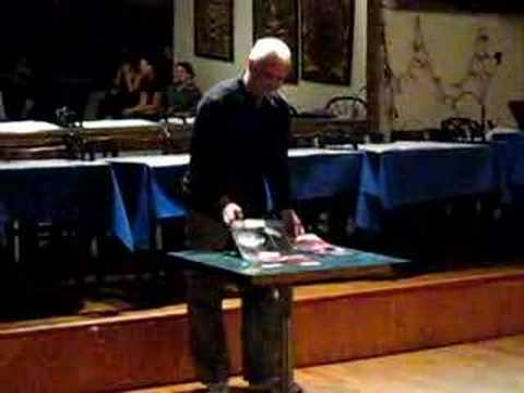 "Grigory Gurevich ""Magic Book"" Performance @ Russia..."