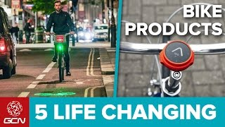 5 Items Of Life-Changing Bike Tech
