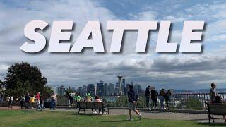 이시국 미국 여행/시애틀 여행/미국 브이로그