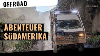 Abenteuer Südamerika - In sechs Monaten ans Ende der Welt
