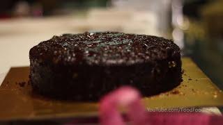 Christmas Chocolate Fruit Cake By Chef Rakhee Vaswani | Christmas Special | Food Food