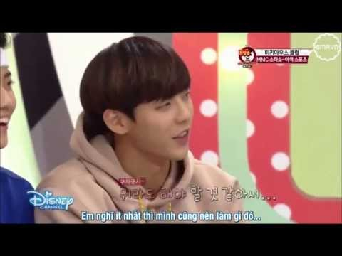 [VIETSUB] 150806 Mickey Mouse Club Ep 3 with Minhyuk BTOB