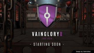 Takım Oluşturma vs GG 2 EA Vainglory8 Yaz Sezonu - S2W1 NEWtype