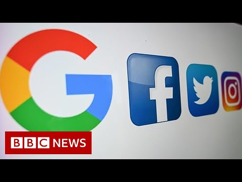 Australia vs Facebook and Google - what's the row about? - BBC News