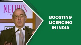 Boosting licencing in India