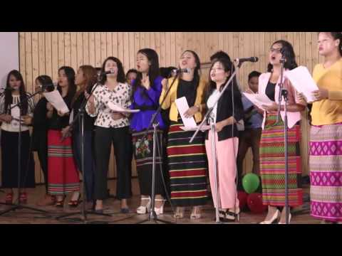 Advent Christmas and Joint Live Worship - ZCF Delhi 2016