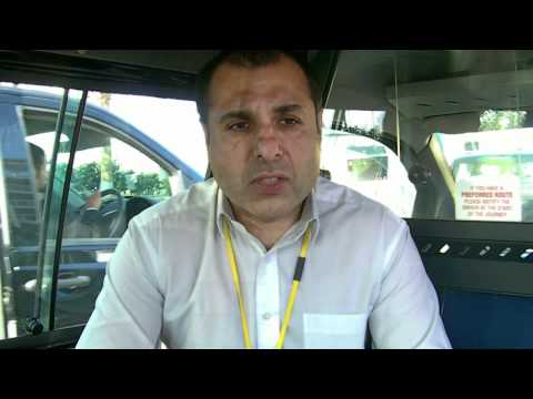 Birming Taxi Driver recommends use of Powernox