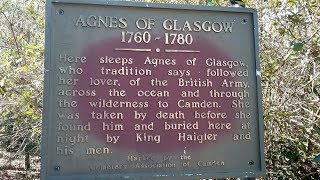 ETERNAL LOVE, ETERNAL LOSS - The Ghost of Agnes of Glasgow