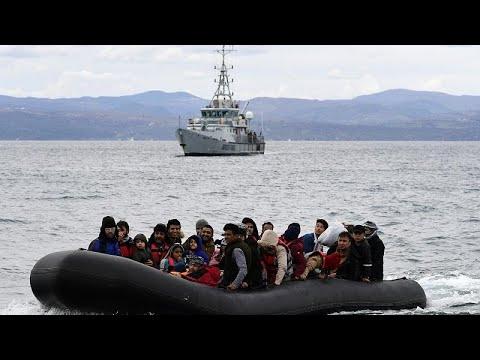 AB, Yunanistan'ın talebi üzerine Türkiye sınırına ilave koruma gücü ve teknik ekipman yolluyor…
