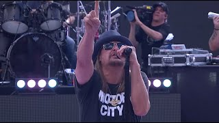 Kid Rock - First Kiss [Live at Daytona 500]