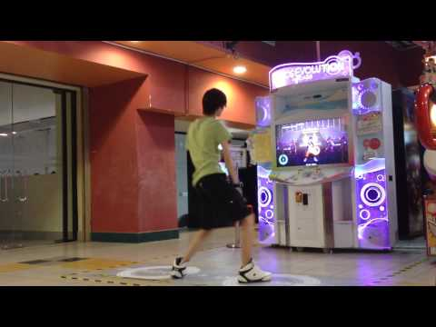 Dance Evolution Arcade: Starish - マジLOVE1000% [Extreme][Ino]