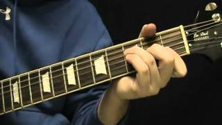 Guitar Lesson - Turn Up The Radio by Autograph - How to Play Hair Metal Tutorial