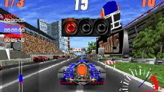 Screamer (PC) - Unlocking the Bullet, driving the Bullet
